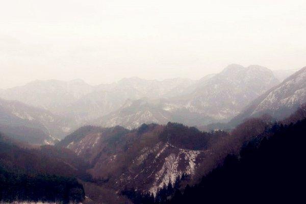 ภาพวิวที่สวยงามของเมือง Iiyama