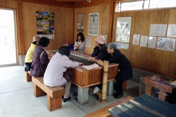 <p>The bath is popular among locals who use the facility as a meeting point to catch up with each other.</p>