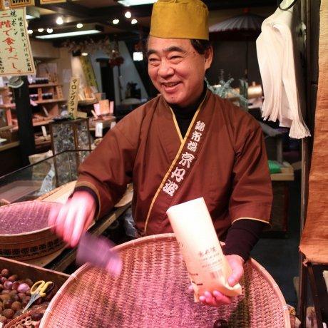 京都錦市場「京丹波」