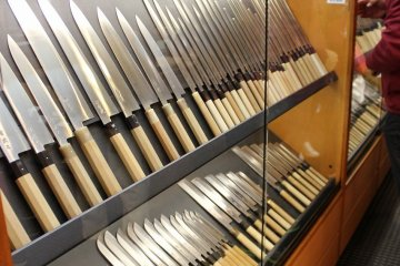 <p>With sashimi, pointed carvers, and all-purpose knives, you are sure to find a favorite with so much diversity</p>