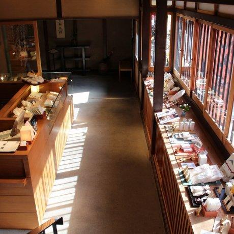 京都「紫野和久傳(わくでん)境町店」
