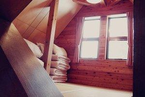 รูปห้องนอนภายในบ้านพักชั้น3