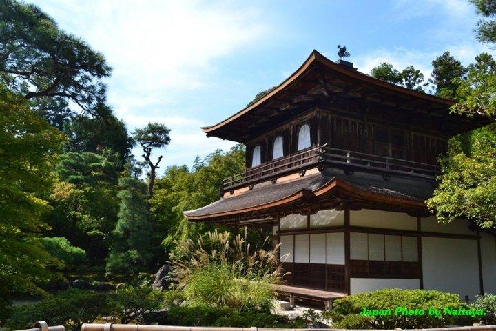 Ginkakuji Temple (วัดเงิน)