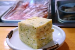 ไข่หวานในตำรับ Sushi Dai นั้นมีความพิเศษและอร่อยไม่เหมือนใคร ไม่เชื่อต้องลองไปชิม