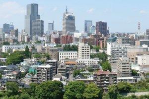 Thành Phố Sendai