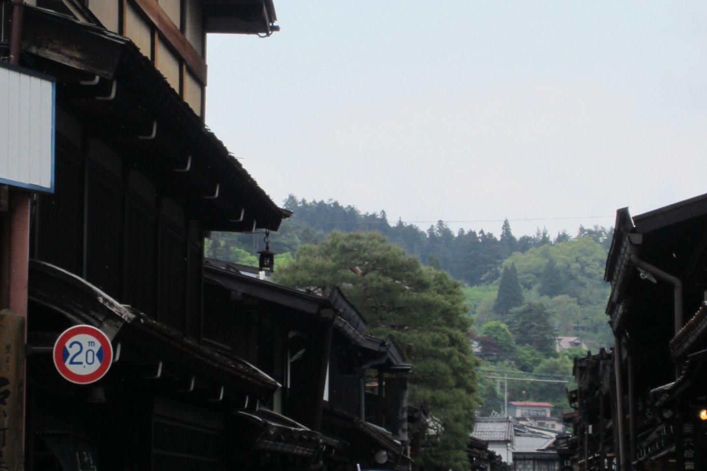 """""""ซันมะจิ"""" ย่านเมืองเก่าที่เป็นไฮไลท์ของทาคายามะ"""
