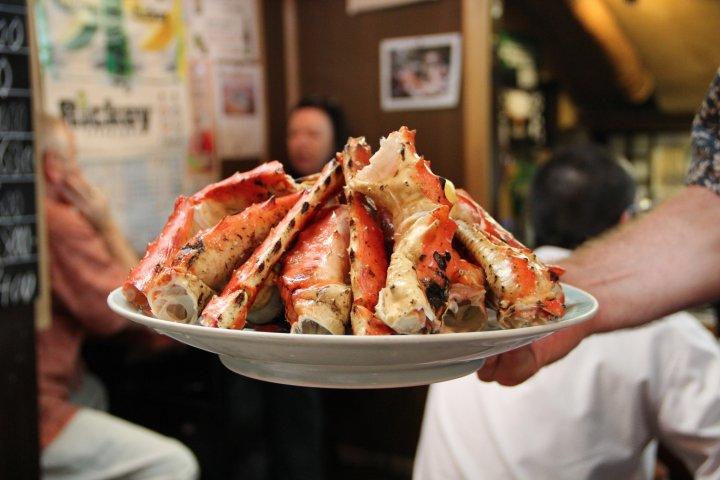 Great Food at Andy's Shin Hinotomo