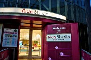 Ride Studio ได้แต่มองเพราะพูดญี่ปุ่นไม่เป็น
