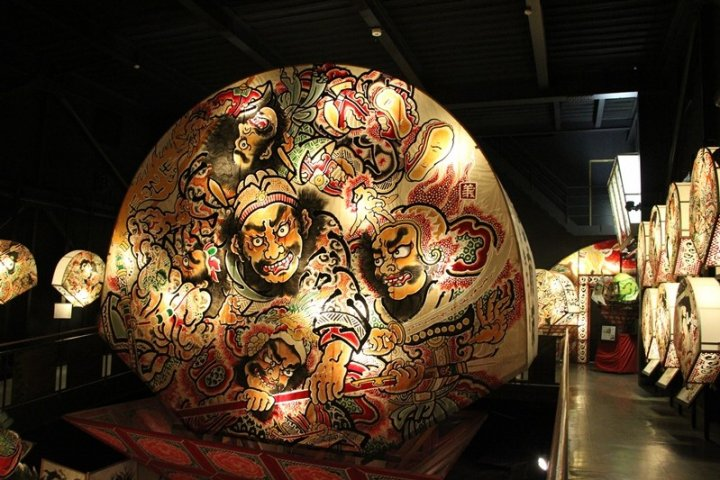 Nebuta: Traditonal Craft ของ Aomori