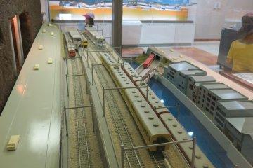 <p>Subway models</p>