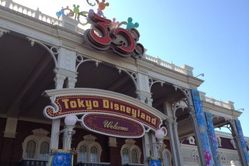 Tokyo Disneyland for the First Time
