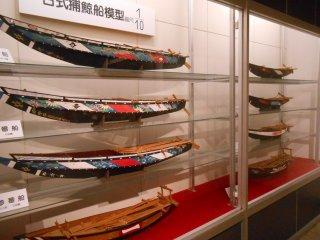 江戸時代の捕鯨船