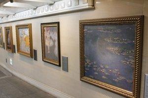 ผลงานชื่อดังของโมเน่ต์ เดอการ์ ศิลปินยุคอิมเพรสชั่นนิสม์