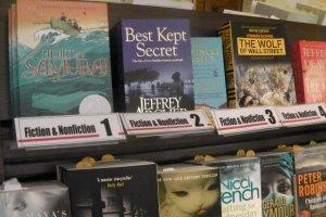 Una colección de libros actualizada