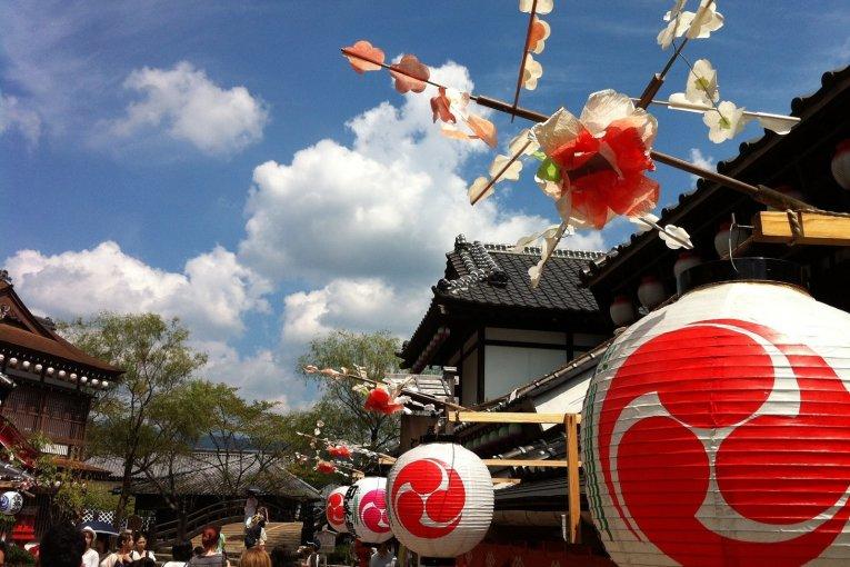 江戸村: 日光の不思議な世界
