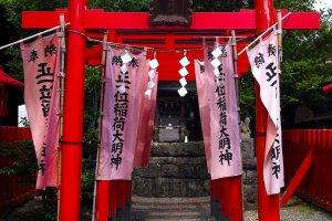 江戸村には神社まである!