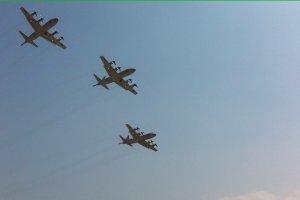 Lockheed P-3C Orions