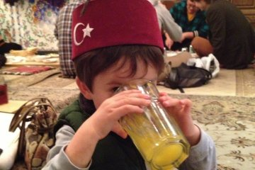 <p>The orange juice was pulpy and freshly squeezed</p>