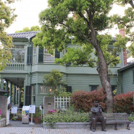 2 บ้านดังที่ย่านบ้านพักชาวต่างชาติ