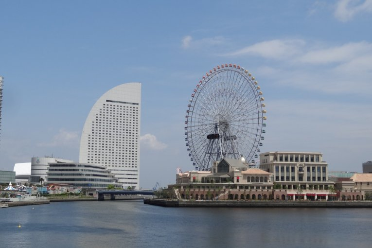 เดินเล่นชิวชิวที่ Minato Mirai 21