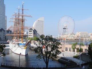 พิพิธภัณฑ์ Nippon Maru and Yokohama Port Museum