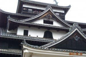 Matsue Castle tower