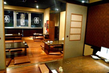 徳島: 阿波海鮮居酒屋 「魚浪漫」