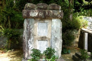 <p>Tomb of 11 German POWs who passed away in the camp, which was built by co-POWs. A local woman found the ivy-covered, abandoned tomb in 1948; since then she and her family members have been taking care of it. In the 1960s, some of the former POWs learned of their kindness and effort, which revived communication between former POWs and the people of&nbsp;Bando</p>
