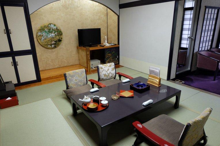 Time stops at Kinugawa Park Hotels