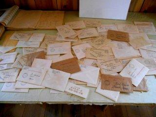 Письма военнопленным от их друзей/семей