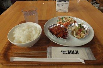 แวะชิม MUJI Café&Meal, Yurakucho