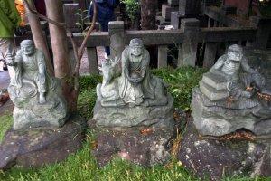 A unique style of Buddhist statuary
