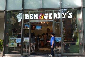 Ben&Jerry's Ice cream
