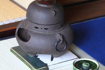 <p>茶具齊聚一堂!</p>