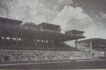 Morgan's Negishi Racetrack, circa 1930.