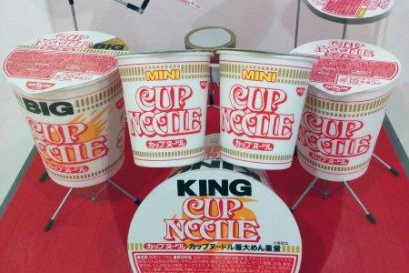 Museum Cup Noodle