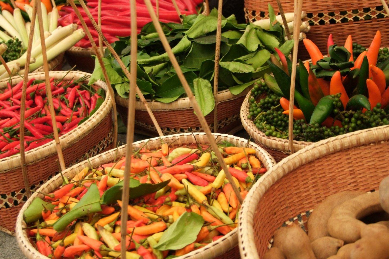 Mang hương vị đến lễ hội Thái Lan