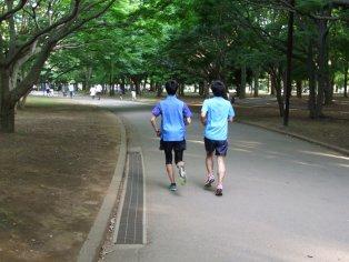 Nohara Running Station: Yoyogi Park