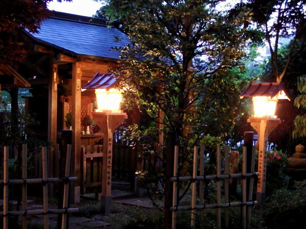 Kyoto Restaurants Near Shirakawa River