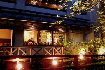 Gion Kyoto: Masakan Barat MIKAKU