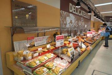 <p>อาหารปรุงสด กุ้งทอดเท็มปุระราคาไม่แพง</p>