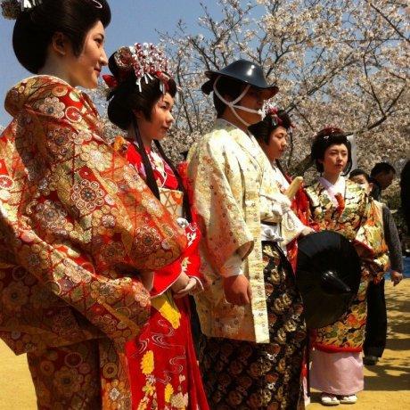 Matsuyama Spring Festival