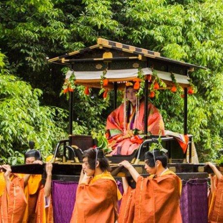 Aoi Matsuri in Kyoto: 2014 Report