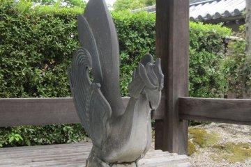 <p>Chozuya at the Tou-in Garan (Eastern building)</p>