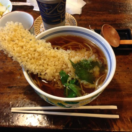 The Best Soba in Togakushi
