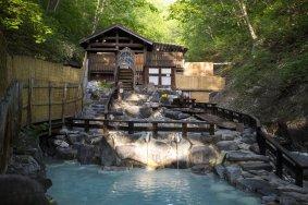 Visite de la Ville de Zao Onsen
