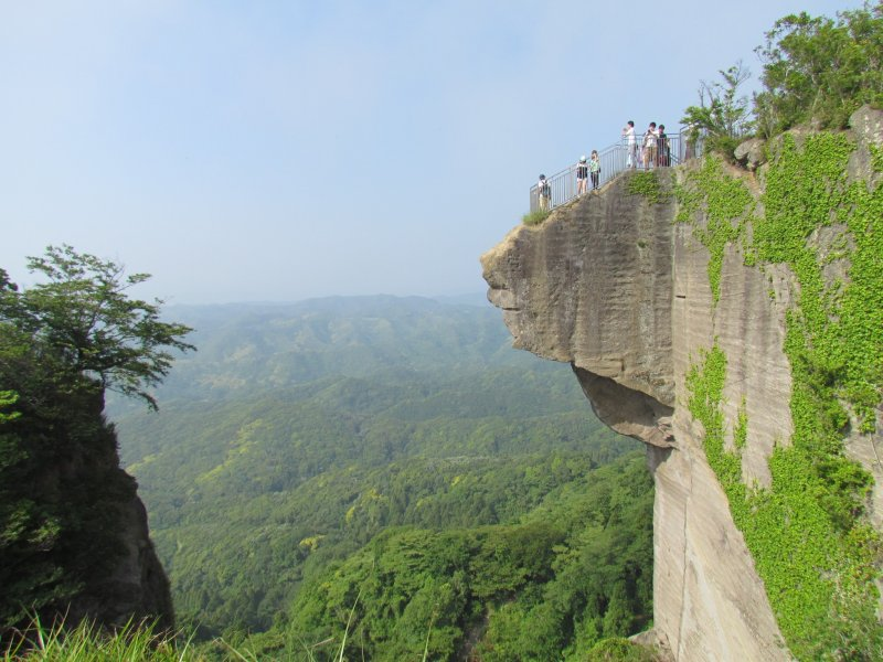 <p>The over the edge look out of &quot;Hell&#39;s View&quot;</p>