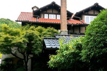 Oyamazaki Villa Art Museum