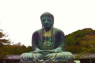 이 큰 동상은 750년이 넘었다!