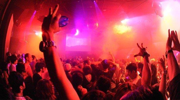токио клубы ночные